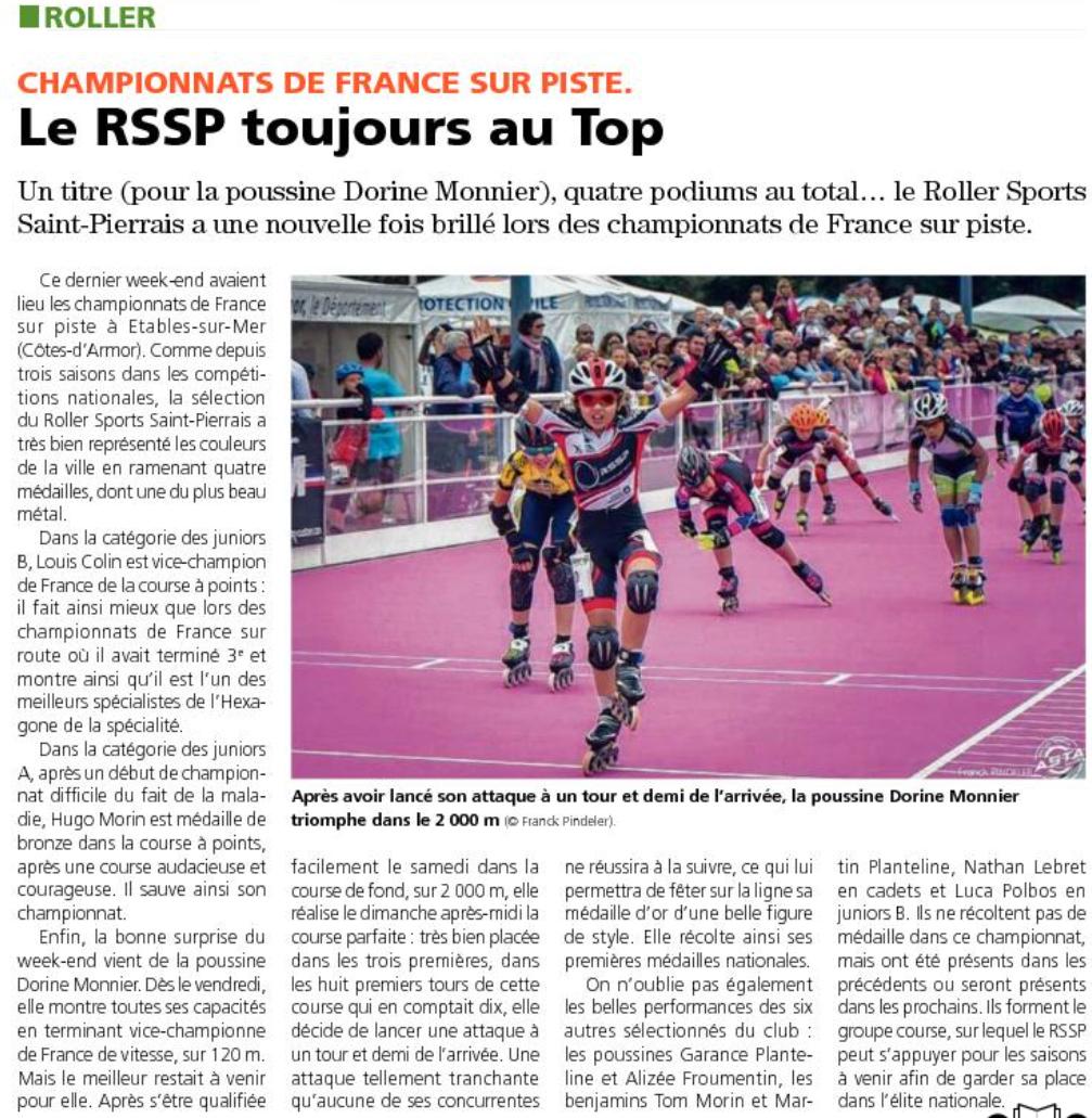 Article France piste 2018